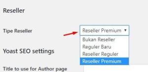 edit tipe reseller user